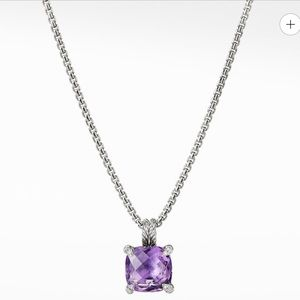 David Yurman Châtelaine Pendant Necklace